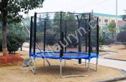 ACRA Trampolínový set s ochrannou sítí - 366 cm Acra
