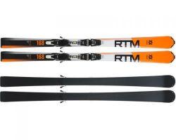 Völkl RTM 7.6 orange + FDT TP