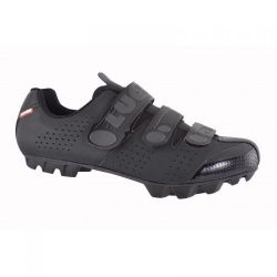 CYKLISTICKÉ BOTY LUCK MATRIX MTB CYCLING SHOES BLACK - 43