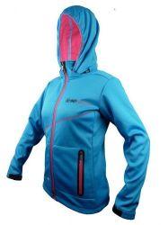 Bunda HAVEN Thermotec women blue/pink