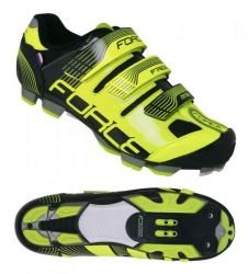 Force Free MTB shoe black/fluo vel. 45