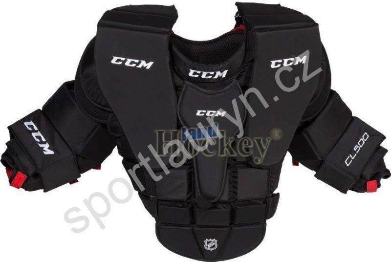Brankařská vesta CCM CL 500