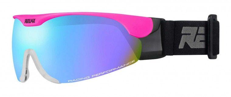 Lyžařské brýle Relax Cross HTG34I