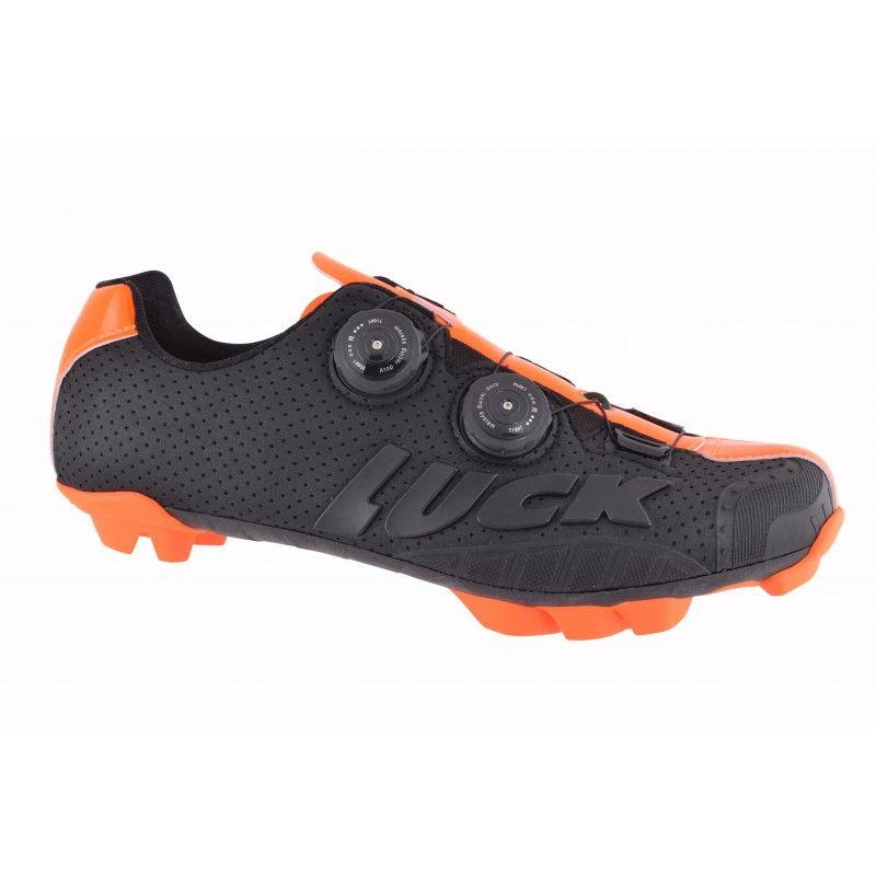 Cyklistické boty luck EXCALIBUR mtb orange - 42