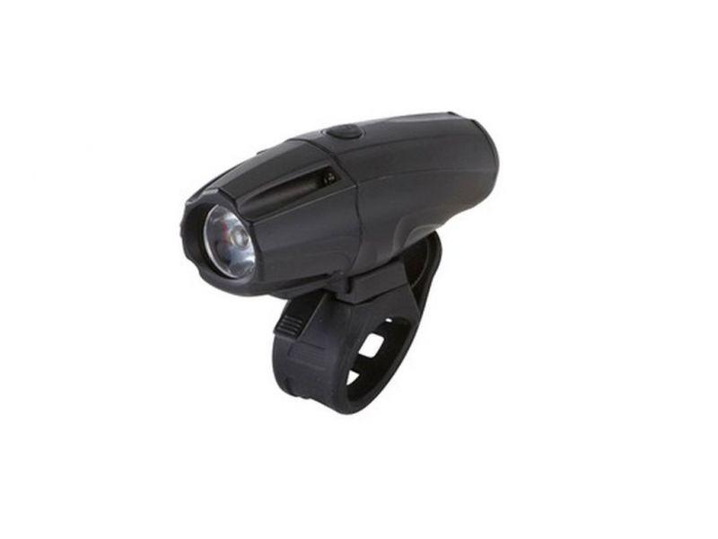 Světlo přední 4RACE LF05 CREE XM-L LED 1000LM USB černé