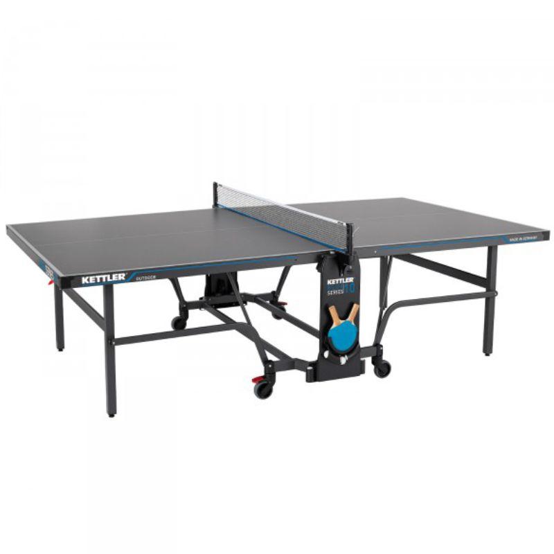 Venkovní stůl na stolní tenis KETTLER Blue Outdoor 10